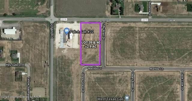 Lot 39&40 Fm 2590, Amarillo, TX 79119 (#21-2813) :: Lyons Realty
