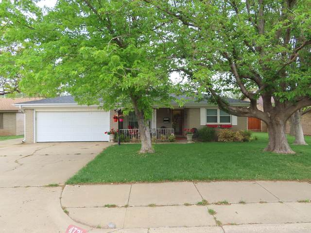4721 Chisholm Trl, Amarillo, TX 79109 (#21-2815) :: RE/MAX Town and Country