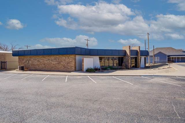 601 7th St., Plainview, TX 79072 (#21-2832) :: Keller Williams Realty