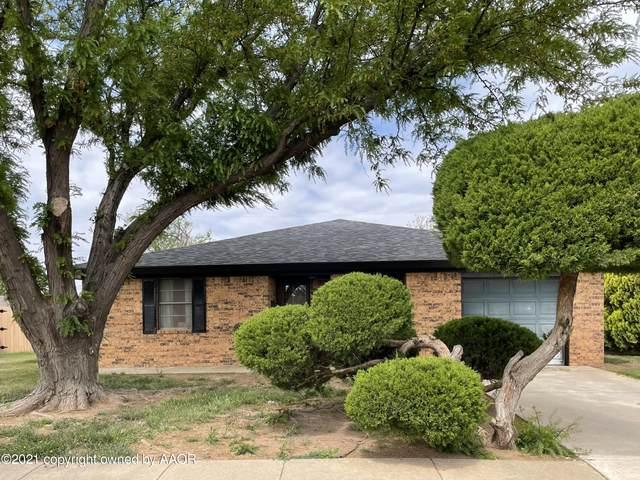 2017 Iris St, Amarillo, TX 79107 (#21-2833) :: Keller Williams Realty