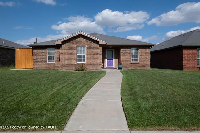 4805 Mckinley Ln, Amarillo, TX 79110 (#21-2844) :: Meraki Real Estate Group
