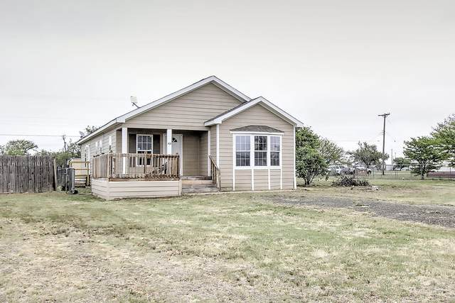 408 Groom, Panhandle, TX 79068 (#21-2845) :: RE/MAX Town and Country