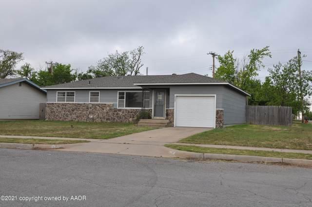 2237 Dogwood Ln, Pampa, TX 79065 (#21-2856) :: Meraki Real Estate Group