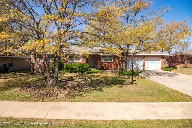 2209 Beech, Pampa, TX 79065 (#21-2859) :: Meraki Real Estate Group