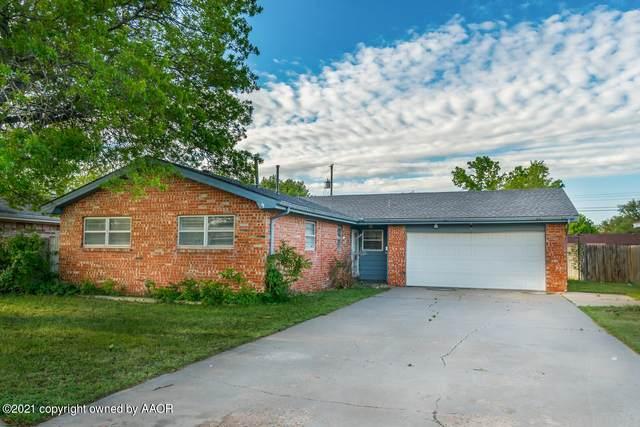 900 Shamrock St, Dumas, TX 79029 (#21-2864) :: Lyons Realty