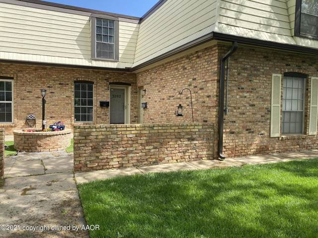 3202 Villa Pl, Amarillo, TX 79109 (#21-2867) :: RE/MAX Town and Country