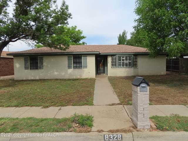 8328 Lamount Dr, Amarillo, TX 79110 (#21-2880) :: Lyons Realty