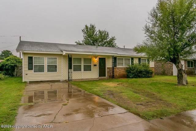 2903 Ricks St, Amarillo, TX 79103 (#21-2896) :: Keller Williams Realty