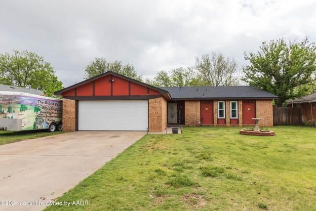 2808 John Dr, Amarillo, TX 79110 (#21-2915) :: Lyons Realty