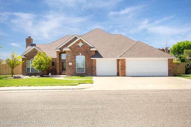 16 Muirfield Lane, Amarillo, TX 79124 (#21-2917) :: Meraki Real Estate Group
