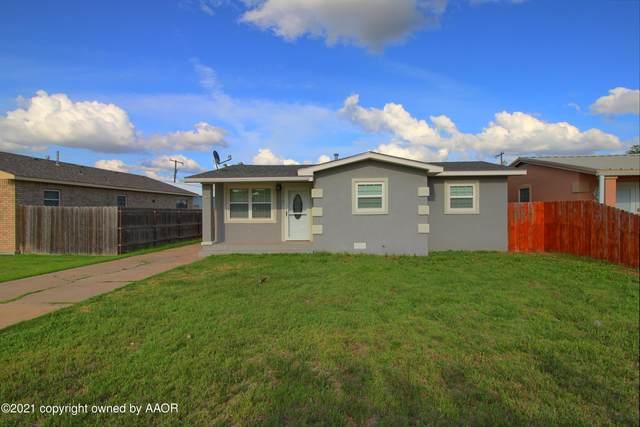 1505 Baylor St, Perryton, TX 79070 (#21-2933) :: Lyons Realty