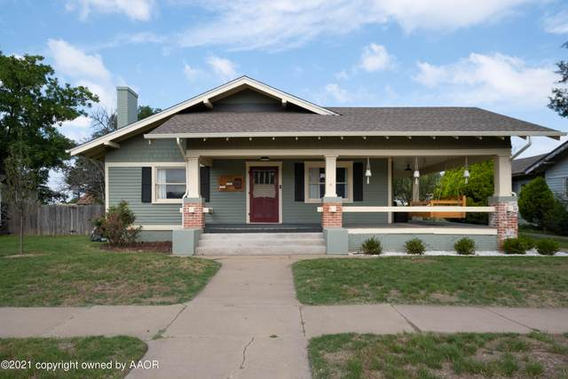 1718 Jackson St, Amarillo, TX 79102 (#21-2936) :: Live Simply Real Estate Group