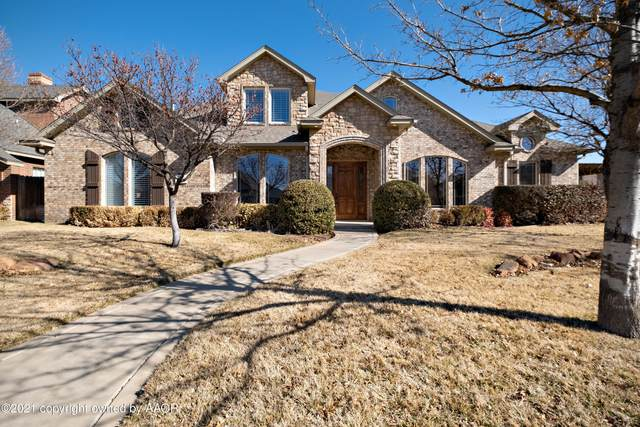 7702 Pebblebrook Dr, Amarillo, TX 79119 (#21-2945) :: Live Simply Real Estate Group