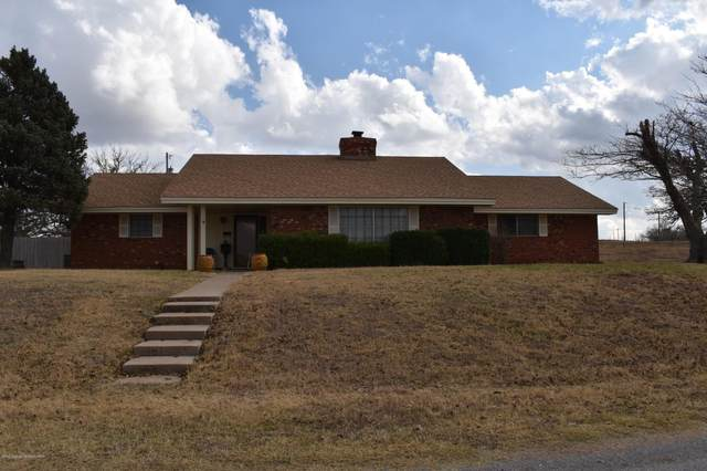 1409 Iowa St, Shamrock, TX 79079 (#21-2950) :: RE/MAX Town and Country