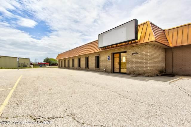 2400 27TH Ave, Amarillo, TX 79103 (#21-2981) :: Keller Williams Realty