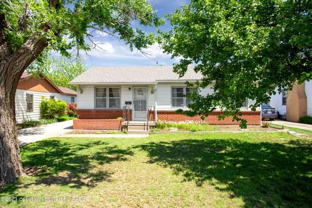 1961 Highland St, Amarillo, TX 79103 (#21-3048) :: Meraki Real Estate Group