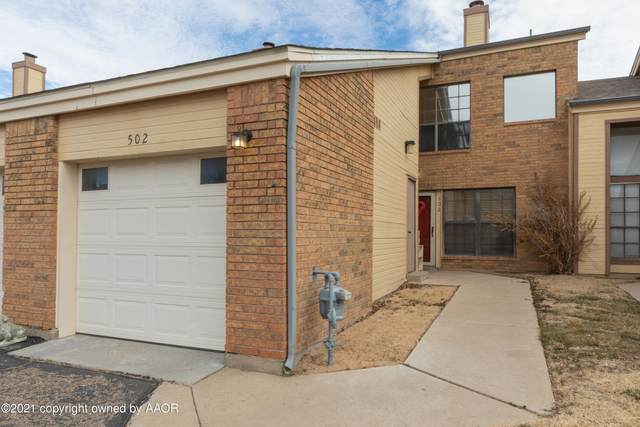 1801 Steeplechase #502, Amarillo, TX 79106 (#21-3059) :: RE/MAX Town and Country