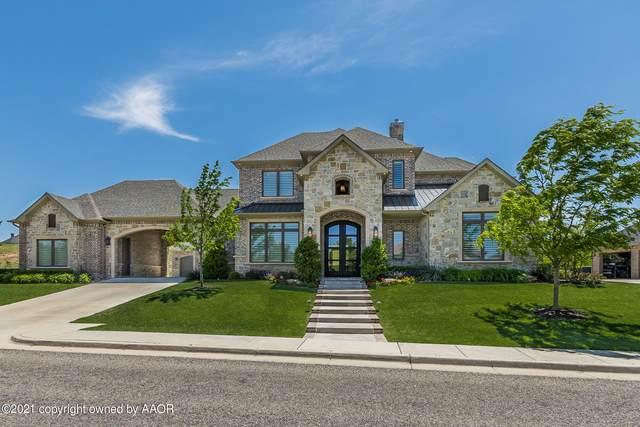 32 Merion Pl, Amarillo, TX 79124 (#21-3069) :: Lyons Realty
