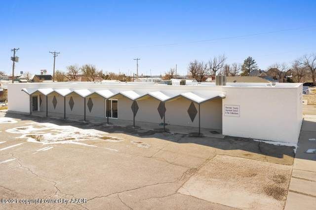 402 3rd St, Stratford, TX 79084 (#21-307) :: Live Simply Real Estate Group