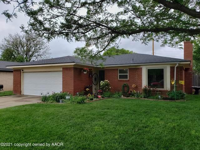 5210 Milam S, Amarillo, TX 79110 (#21-3075) :: Meraki Real Estate Group