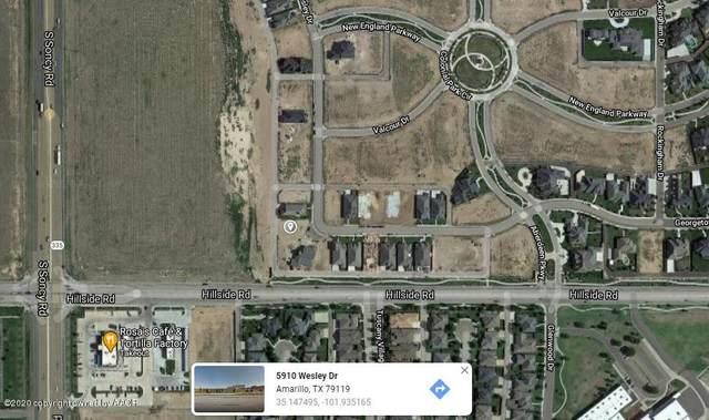5910 Wesley Rd, Amarillo, TX 79119 (#21-3082) :: Lyons Realty