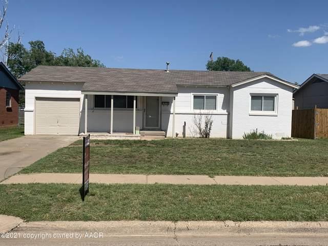 3123 Woodland St, Amarillo, TX 79104 (#21-3089) :: Meraki Real Estate Group