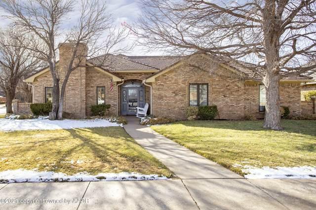 7803 Harrington Cir, Amarillo, TX 79121 (#21-309) :: Lyons Realty