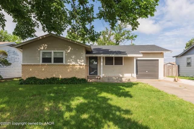 3108 Woodland St, Amarillo, TX 79103 (#21-3090) :: Meraki Real Estate Group