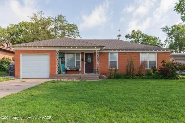 4010 Cimarron Ave, Amarillo, TX 79102 (#21-3092) :: Lyons Realty