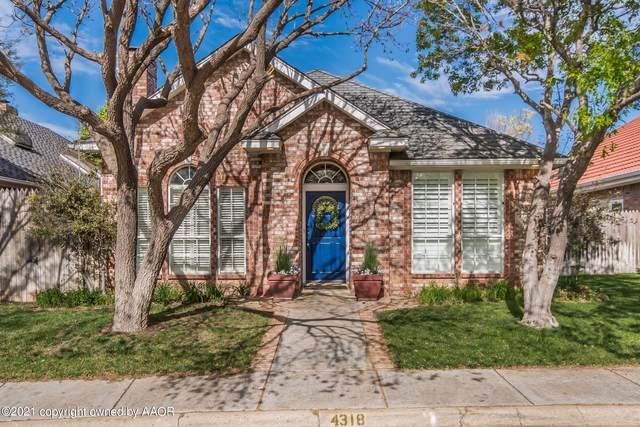 4318 Tiffani Dr, Amarillo, TX 79109 (#21-3096) :: Lyons Realty