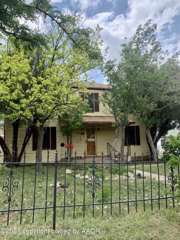 1607 Washington St, Amarillo, TX 79107 (#21-3111) :: Meraki Real Estate Group