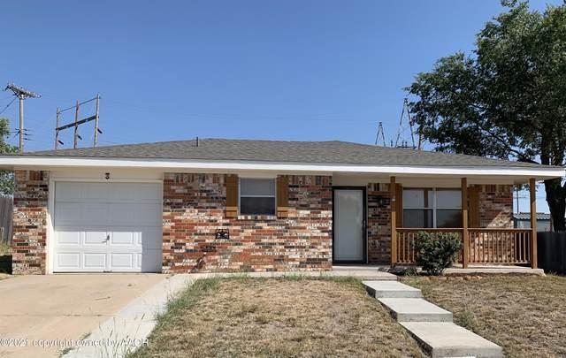 3 Hooper Dr, Canyon, TX 79015 (#21-3134) :: Lyons Realty