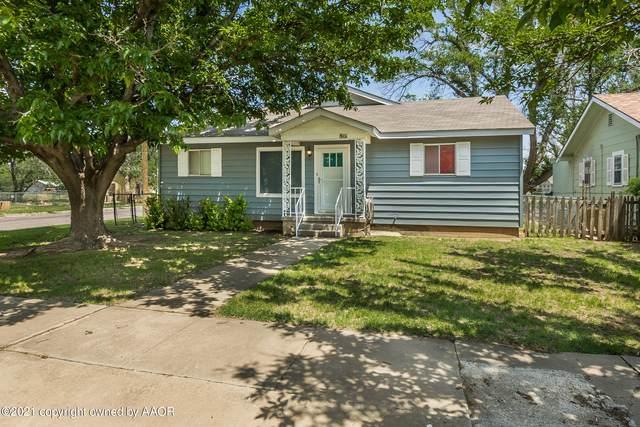 801 Louisiana St, Amarillo, TX 79106 (#21-3141) :: Live Simply Real Estate Group