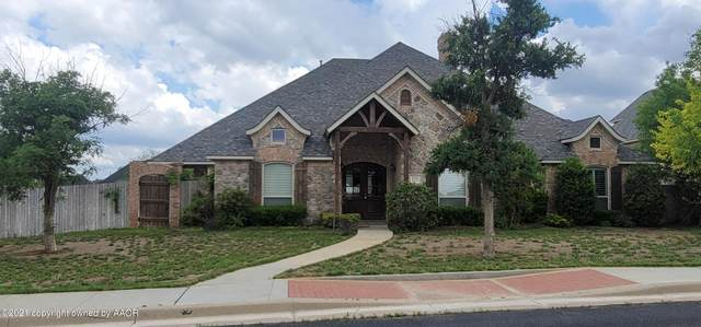 6409 Basswood Lane, Amarillo, TX 79124 (#21-3150) :: RE/MAX Town and Country