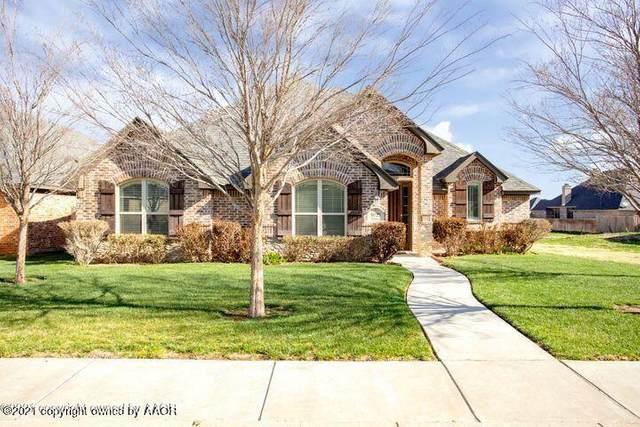 6829 Marika Cir, Amarillo, TX 79124 (#21-3172) :: RE/MAX Town and Country