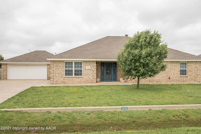 1421 Pecan, Panhandle, TX 79068 (#21-3189) :: RE/MAX Town and Country