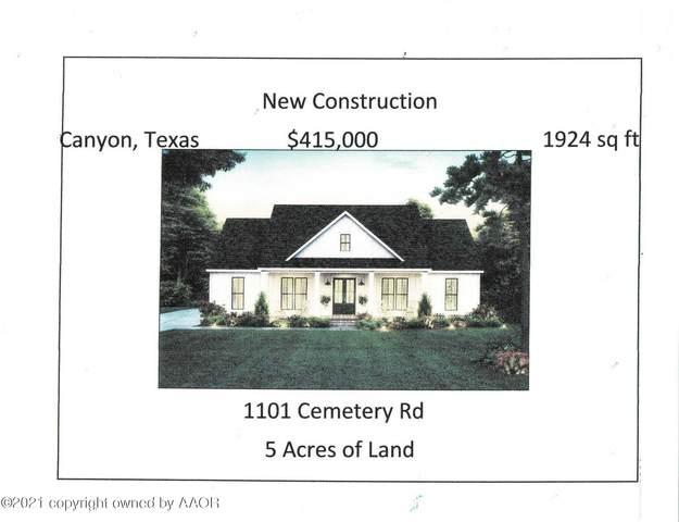 1101 Cemetery, Canyon, TX 79015 (#21-3192) :: Meraki Real Estate Group