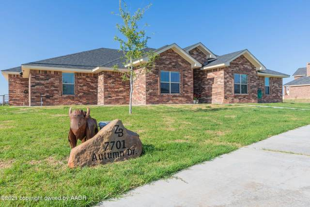 7701 Autumn Dr, Canyon, TX 79015 (#21-3197) :: RE/MAX Town and Country