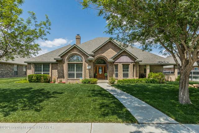 7806 Clearmeadow Dr, Amarillo, TX 79119 (#21-3210) :: Live Simply Real Estate Group