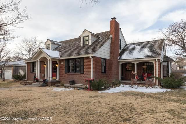 1600 Crockett St, Amarillo, TX 79102 (#21-3218) :: Meraki Real Estate Group