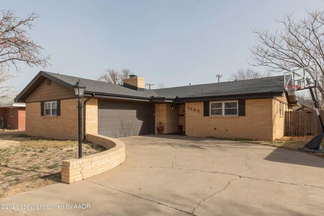 3605 Thurman St, Amarillo, TX 79109 (#21-322) :: Elite Real Estate Group