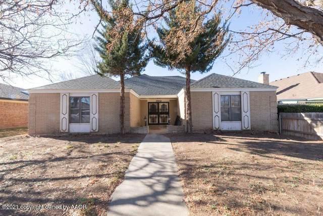 3502 Timber Dr, Amarillo, TX 79121 (#21-3225) :: Meraki Real Estate Group