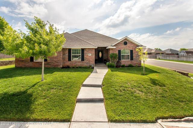 8411 Taos Dr, Amarillo, TX 79118 (#21-3227) :: Lyons Realty