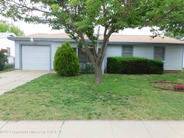 1925 Woodland St, Amarillo, TX 79103 (#21-3238) :: Meraki Real Estate Group