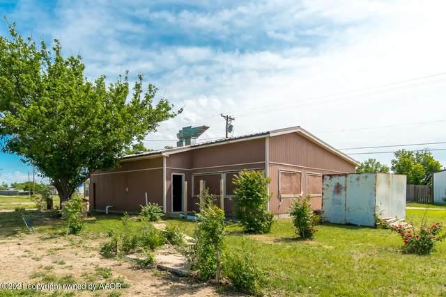 301 Main St, Stinnett, TX 79083 (#21-3252) :: Meraki Real Estate Group