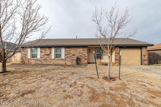 812 Butterfield Trl, Canyon, TX 79015 (#21-327) :: Lyons Realty