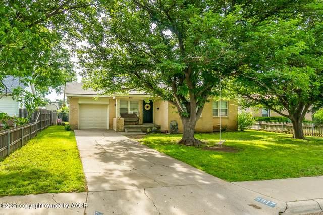 4017 Crockett St, Amarillo, TX 79110 (#21-3270) :: Lyons Realty