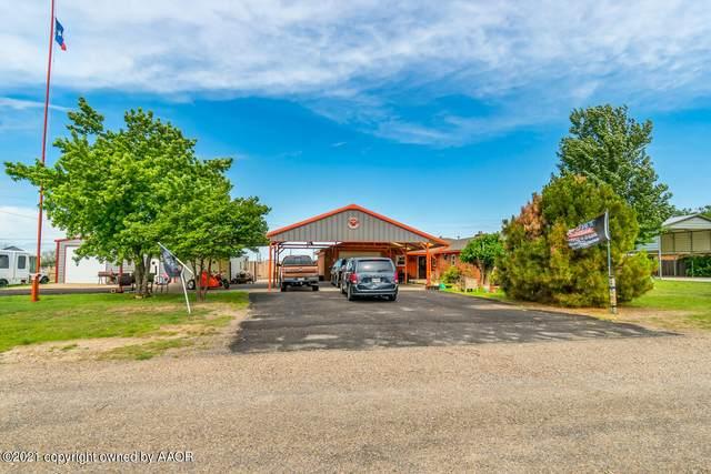 706 Elm Ave, Stinnett, TX 79083 (#21-3280) :: Live Simply Real Estate Group