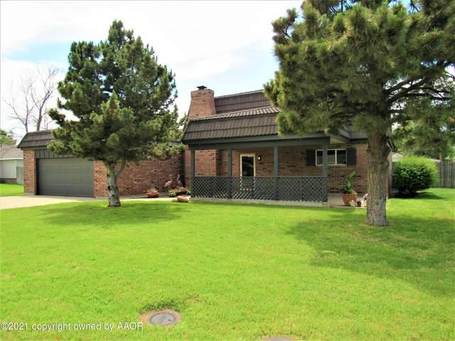 716 Dressen St, Spearman, TX 79081 (#21-3289) :: Live Simply Real Estate Group