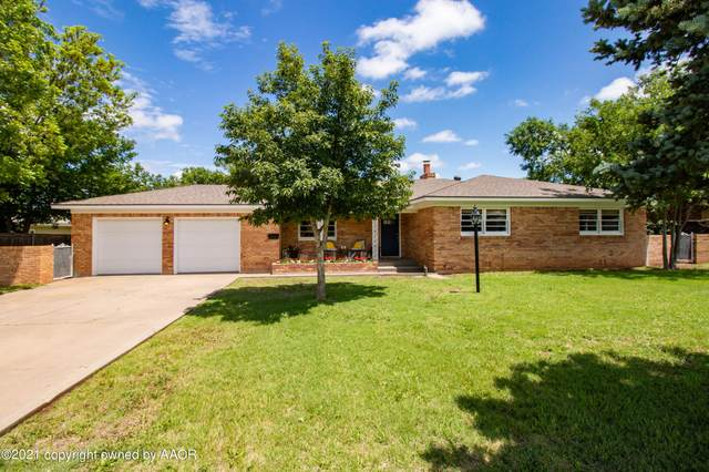 110 Avondale St, Amarillo, TX 79106 (#21-3301) :: RE/MAX Town and Country